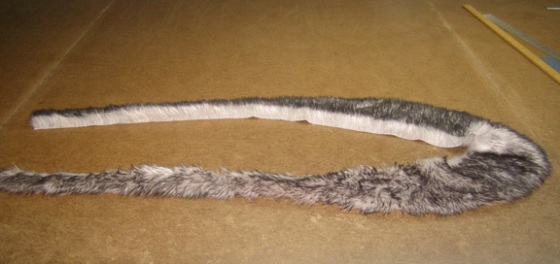 fox, pelt, fur scarf, Pappas Furs, custom made fur