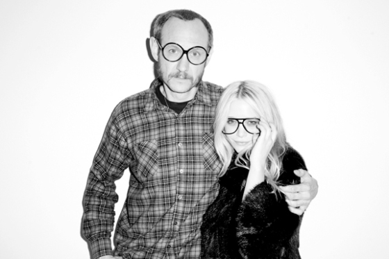 Terry Richardson, Fur, Mary Kate, Ashley, Olsen Twins